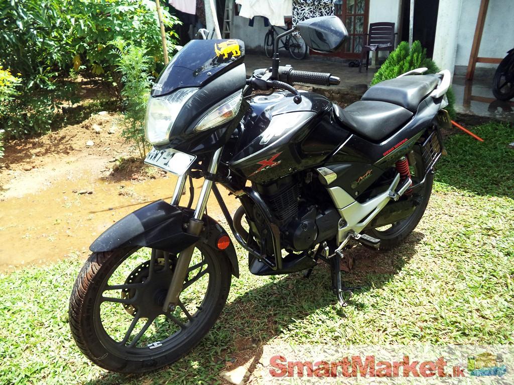 Hero Honda CBZ Xtreme for Immediate Sale in Meegoda