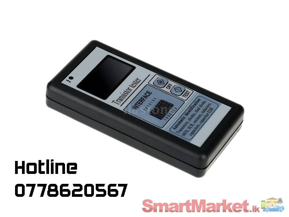 Radio Shack Capacitance Meter : Esr capacitance meter for sale sri lanka