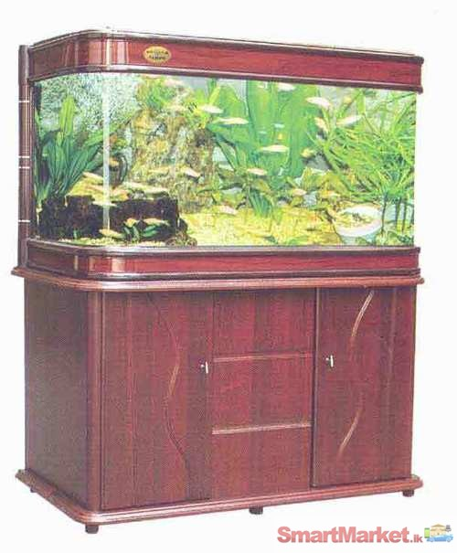 China imported fish tank for Outdoor fish tank for sale
