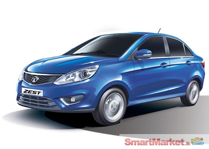 Buy Tata Compact Sedan Zest In Lanka The Stylish Car In