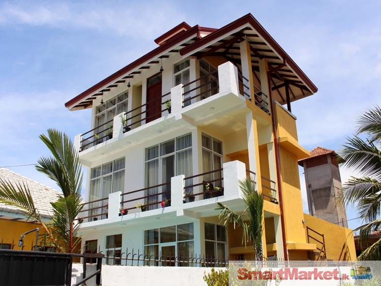 Beach Side Guest House For Sale In Negombo