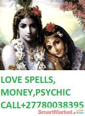 TRADITIONAL AND HERBALIST HEALER +27780038395