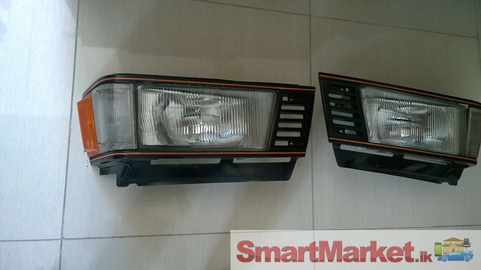 Toyota Townace Lamps