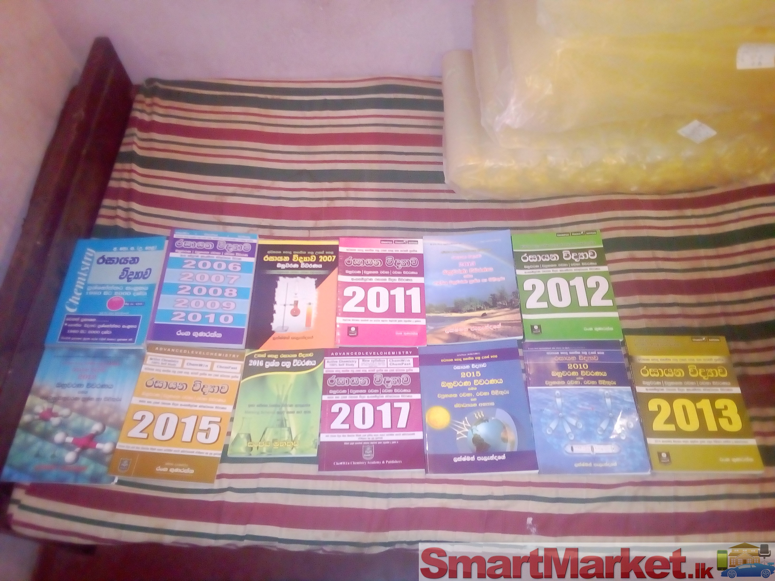 Physics,chemistry,applied,pure books