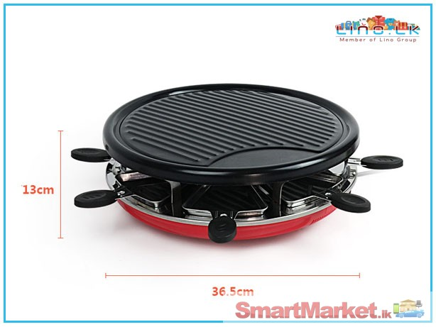 Electric BBQ Grill HY9091A