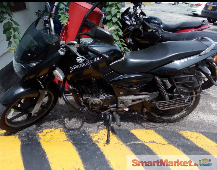 Pulsar 180 immediately sell