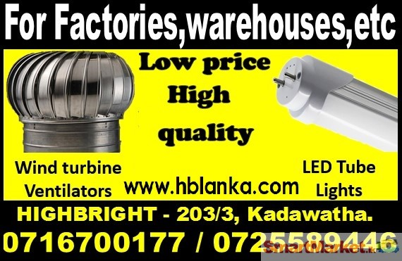 Exhaust fans Srilanka,roof ventilators,Ventilation fans,Wind turbine ventilators, LED tube light srilanka,roof ventilators,,Roof ,  Exhaust fans,
