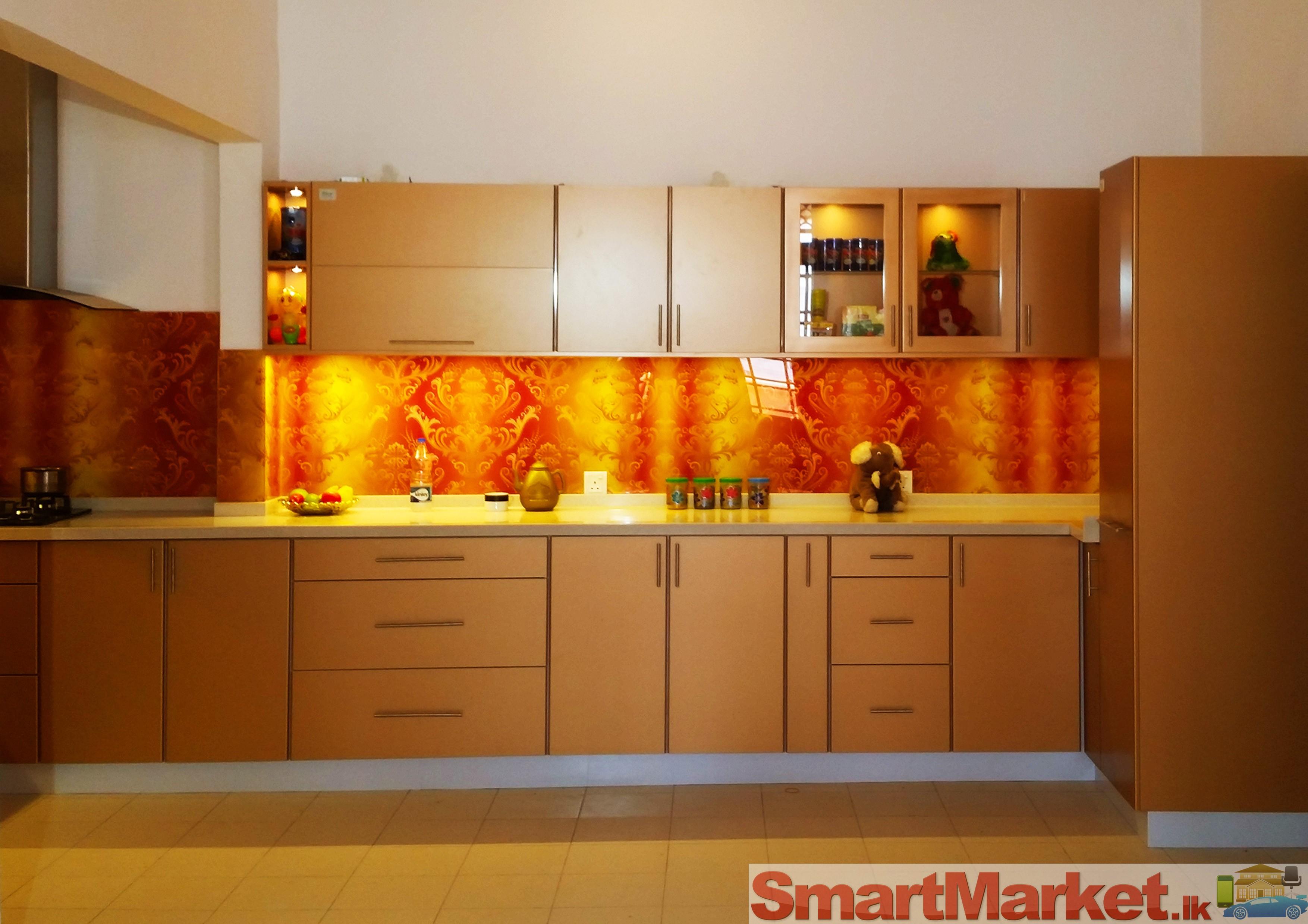 Modern Kitchen Pantry Cupboards