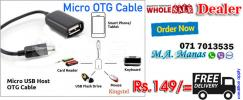 OTG Cable For Sale
