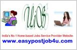 Online Copy Paste Jobs - Work form Home at your Free time