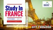 Study & Work in FRANCE