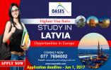 Study Abroad - Study in Europe - Study in Latvia