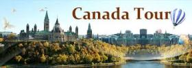 CANADA - 8 DAYS   TOURS
