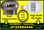 LED Bulbs,roof fan srilanka, Exhaust fans srilanka,  led BULBS SRILANKA, High Lumens  LED Bulbs Srilanka