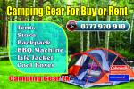 Camping Tents Buy Or Rent