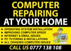Computer Repair - Mount Lavinia
