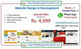 Website design companies in pune at cheapest price $49