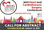 2019 Heart and Cardiothoracic Surgery Conference